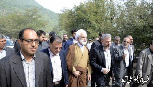 بازدیدحجت الاسلام والمسلمین «غلامحسین محسنی اژه ای» دادستان کل کشور
