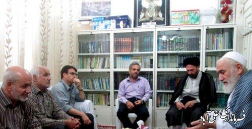 اهداء 4 میلیارد و 500 میلیون ریالی گلستانی ها به ستاد بازسازی عتبات عالیات
