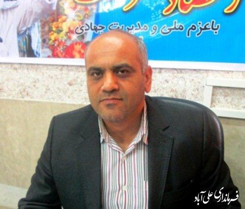 پوشش 50 هزار نفری بیمه تامین اجتماعی در علی آباد