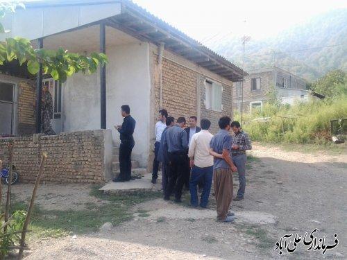 عملیات میدانی سرشماری کشاورزی در شهرستان علی آباد کتول به اجرا درآمد