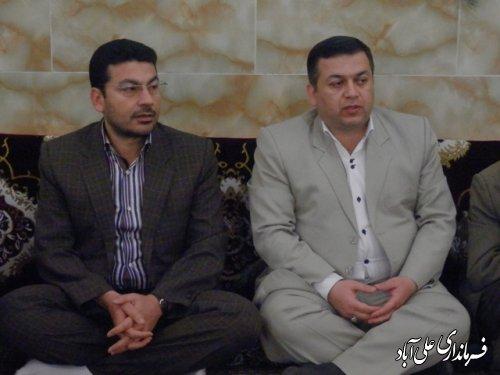 بیست و نهمین سالگرد شهادت سردار شهید سید ابولقاسم ضیایی باحضور مسولین