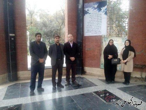 جلسه کمیته هماهنگی اجلاسیه ۴۰۰۰هزار شهید استان گلستان