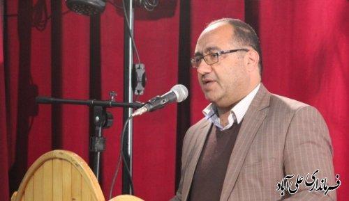 جشن بزرگ عیدانه با موضوع *باشیم تا باشند *در علی آبادکتول برگزار شد