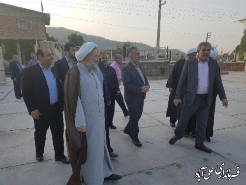 دیدارمشاور نماینده ولی فقیه در امور زکات کشوراز خانواده تحت پوشش کمیته امداد امام خمینی (ره)