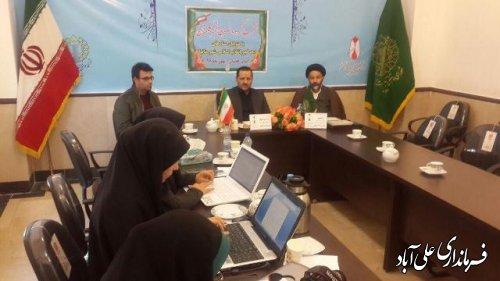 فرماندار علی آباد کتول از افتتاح و کلنگ زنی 158 پروژه عمرانی و اشتغالزا در دهه فجر خبر داد