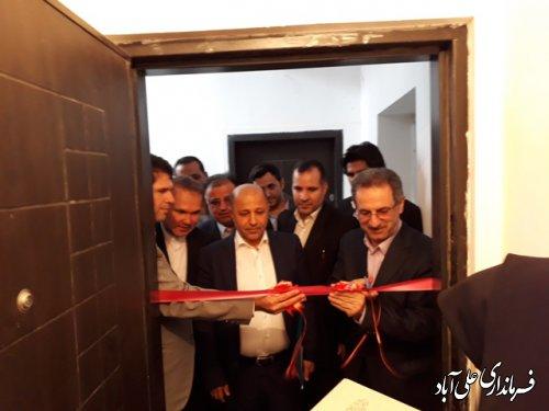 افتتاح و بهره برداری متمرکز از 48واحد مسکونی مدد جویان و معلولان تحت حمایت بهزیستی