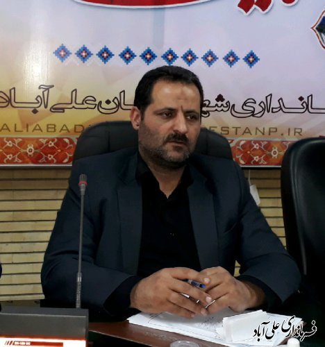 جلسه ستاد ساماندهی شئون فرهنگی در مناسبت های مذهبی برگزار شد