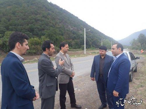 بازدید مديركل فن آوري اطلاعات استان گلستان از علی آباد کتول
