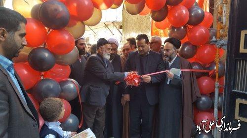 افتتاح و کلنگ زنی متمرکز پروژه های شهرداری فاضل آباد