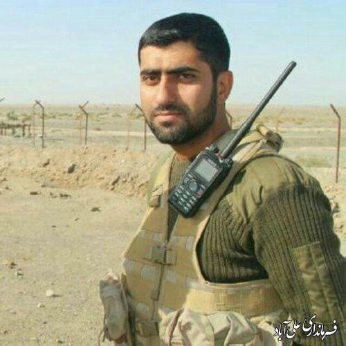 """برگزاری مراسم دومین سالگرد شهادت شهید مدافع حرم کربلائی """"محمدرضا شیبانی مجد"""""""