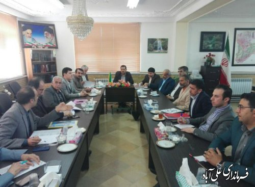 برگزاری جلسه تسریع در حل مشکلات گازرسانی روستای خلیندره