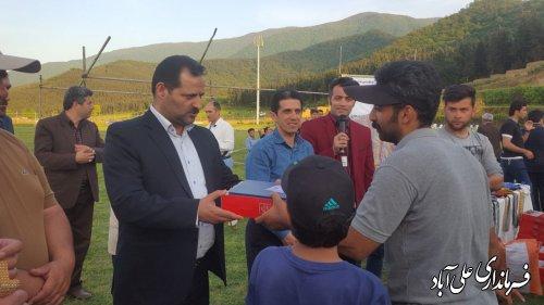 برگزاری نخستین جشنواره زیبایی اسب اصیل ترکمن در شهرستان علی آبادکتول