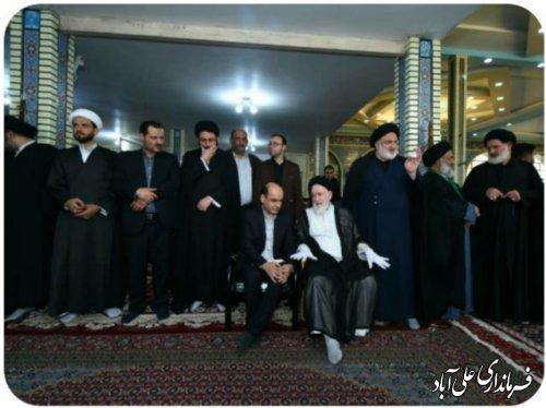 برگزاری مراسم ارتحال مرجع عالیقدر حضرت آیت الله العظمی سیدمحمد حسینی شاهرودی (ره)