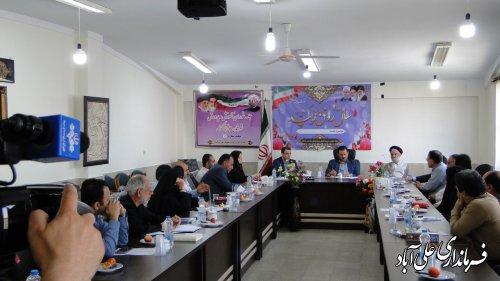 تشکیل کمیته تخصصی جهت افزایش ضریب پوشش تحصیلی در دوره پیش دبستانی