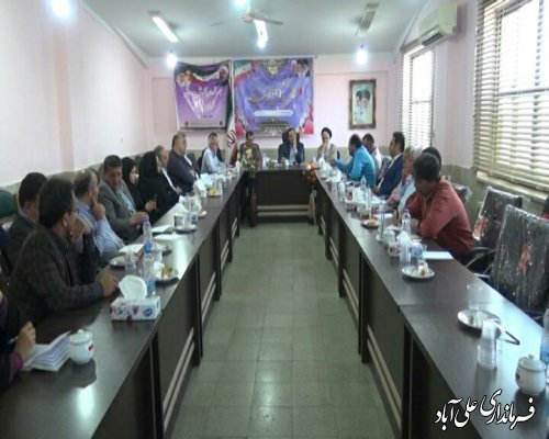 هدایتی کتولی فرماندار؛ آمادگی کامل برای آغاز سال تحصیلی ۹۸ _۹۹ در شهرستان علی آبادکتول وجود دارد.