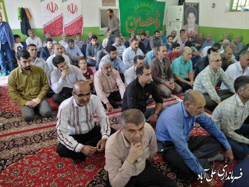 برگزاری هفتمین يادواره ۱۰ شهید والامقام روستای چهجا