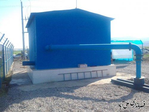 افتتاح و کلنگ زنی متمرکز پروژه های آب و فاضلاب روستایی