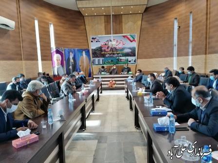 وظیفه همه مسئولین اجرایی شهرستان علی آباد کتول است که پیگیرموضوعات مرتبط با شهرستان درسطح استان وحتی کشور باشند؛