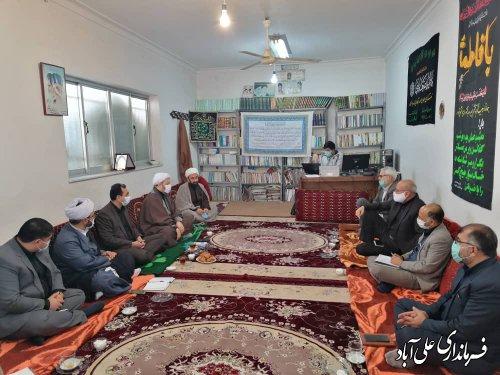 برای ساخت مصلی فاضل آباد بایستی ردیف بودجه ملی در نظر گرفته شود؛