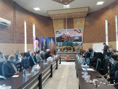 اعضای هیات اجرایی انتخابات ریاست جمهوری و شوراهای اسلامی شهر و روستا در بخش کمالان، انتخاب شدند.