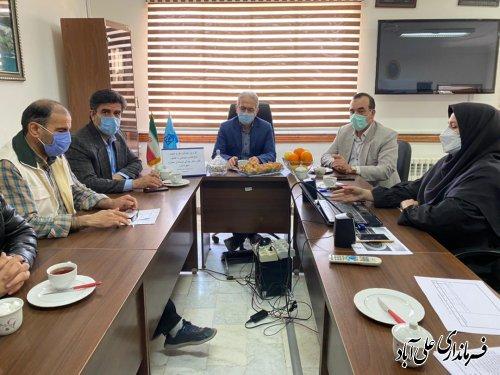 طرح شهيد سليماني به واقع یک رزمايش مراقبتی است، که همراهي دستگاههاي اجرايي و مديران را در رسيدن به اهداف بهداشتي نشان داد؛.