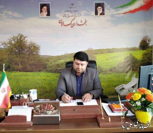 دعوت بخشدار کمالان از نخبگان و افراد تحصیل کرده برای شرکت در انتخابات شوراهای روستا