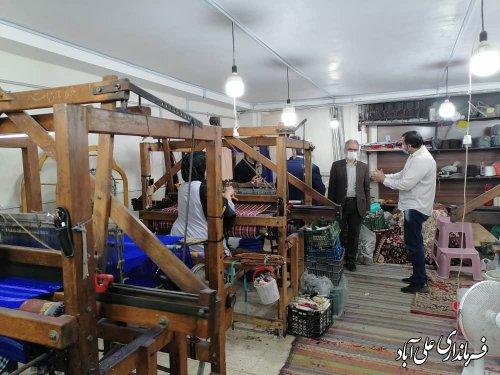 احیای صنایع دستی موجبات رشد و توسعه را فراهم می آورد