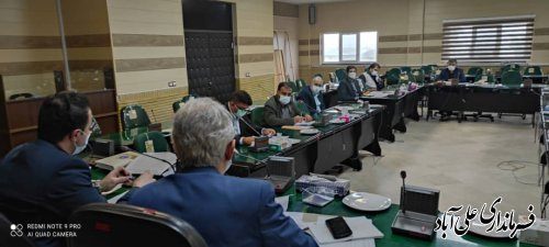 مدیران دستگاههای اجرایی در راستای جذب اعتبارات ملی اقدام نمایند