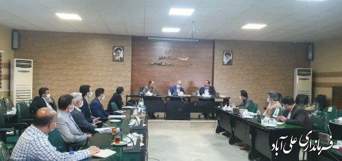 زیرساختهای حوزه برق شهرستان علی آباد کتول تقویت خواهد شود ؛