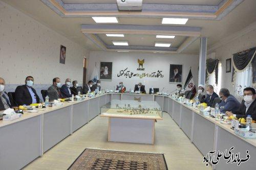پردیس بین الملل دانشگاه آزاد اسلامی واحد علی آبادکتول راه اندازی میشود؛