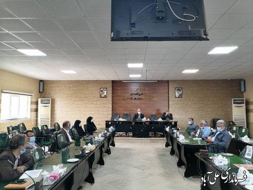 پیش بینی ۱۵۱ شعبه اخذ رای در حوزه انتخابیه شهرستان علی آباد کتول