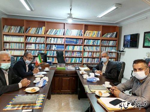 وضعیت نان درشهرستان علی آبادکتول ساماندهی میشود ؛