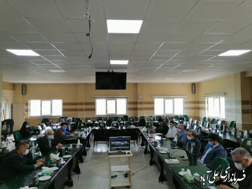 ۹۰درصد ظرفیت بیمارستان شهرستان علی آبادکتول به بیماران کرونایی اختصاص دارد ؛