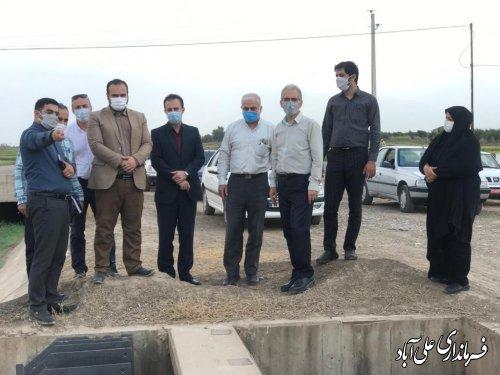 اجرای درست پروژه های آب منطقه ای و توزیع مناسب منابع، کمک شایانی به کشاورزی منطقه خواهد کرد ؛