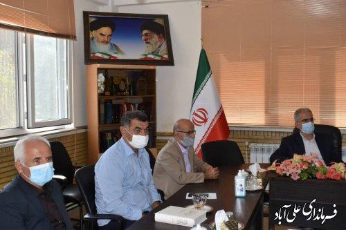 شهرستان علی آبادکتول ظرفیت بالایی در ورزش کشتی استان گلستان دارد ؛