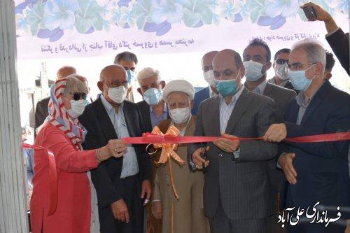 مرکزخدمات جامع سلامت روستای پیچک محله افتتاح شد ؛